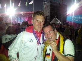 Moritz Fürste, Hockey Olympiasieger 2012