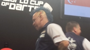 Peter Wright, Darts