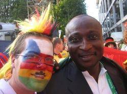 Tony Yeboah, Eintracht-Legende