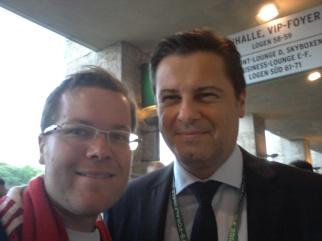 Christian Seifert, DFL-Geschäftsführer