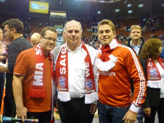 Uli Hoeneß, FCB-Präsident a.D.
