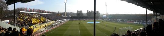 Darmstadt 98 - Borussia Dortmund